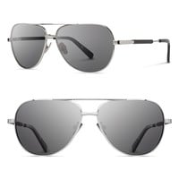 Saint Laurent 'Classic' 59mm Aviator Sunglasses | Nordstrom