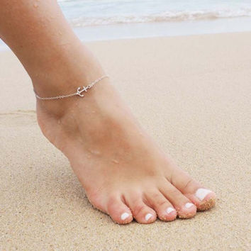 Jewelry Gift Ladies Sexy Cute Shiny New Arrival Stylish Simple Design Style Anklet [11156946196]