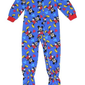 Boys mickey mouse 2t-4t blanket sleeper