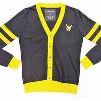 Pokemon Pikachu Boyfriend Cardigan Junior Cardigan