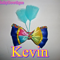 Kevin Up Inspired Hair bow