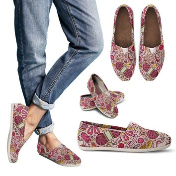 Handmade Crafts Casual Shoes