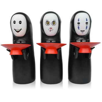 No Face Man Money Box Coin Box Saving Pot Piggy Bank with Music for Children Toys Birthday Gift Collection Action Figures Toys