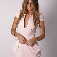Esther Boutique - carrie dress- dusty pink - pre order arrives 13th April