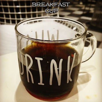 breakfast Cup Glass Tea Milk Mug Gift-06