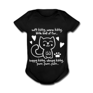 Soft Kitty Black