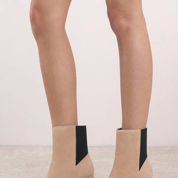 Dolce Vita Ramona Suede Booties