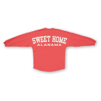 Alabama Spirit Jersey Watermelon 'Sweet Home Alabama'