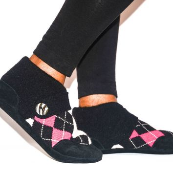 Women Slippers, Wool and Cashmere House Slippers