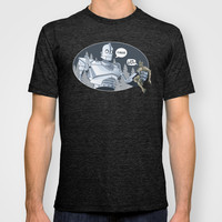 The Giant & Groot T-shirt by Daydreams and Giggles Studios