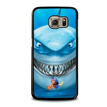 finding nemo fish disney samsung galaxy s6 case cover  number 1