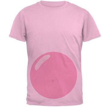 CREYCY8 Halloween Pig Costume Mens T Shirt