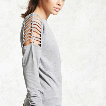 Active Ladder Cutout Top