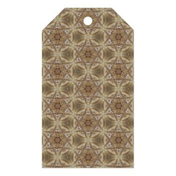 jewelry pattern gift tags