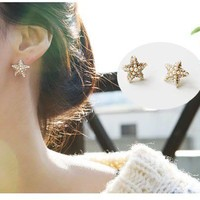STARFISH ♡ EARRINGS
