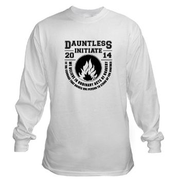 Divergent - Dauntless Initiate Long Sleeve T-Shirt