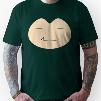 A Wild Snorlax Appears! Unisex T-Shirt