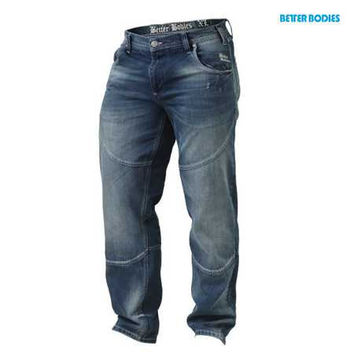 Better Bodies Straight Fit Denim