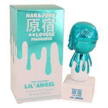 ac spbest Harajuku Lovers Pop Electric Lil' Angel Eau De Parfum Spray By Gwen Stefani