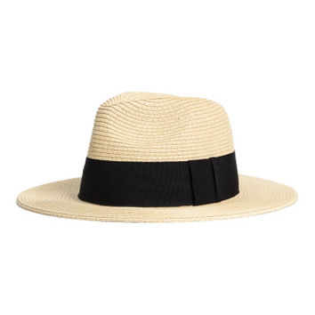 H&M Straw Hat $12.99