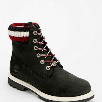 Timberland X UO Sweater-Lined Ankle Boot - Urban Outfitters