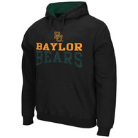 Baylor Bears Arch & Logo Pullover Hoodie – Charcoal