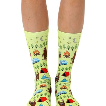 Big Foot Crew Socks