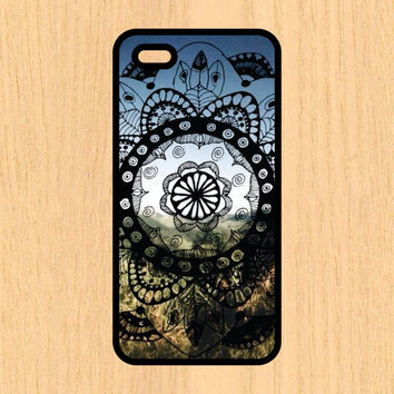 Mandala Print Version 106 Print Design Art iPhone 4 / 4s / 5 / 5s / 5c /6 / 6s /6+ Apple Samsung Galaxy S3 / S4 / S5 / S6