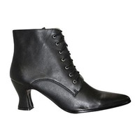 Pleaser Female Victorian Boots VIC35