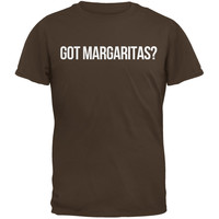 Cinco de Mayo - Got Margaritas? Black Adult T-Shirt