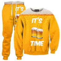 Its Beer Time Tracksuit