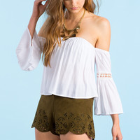 Indio Off Shoulder Blouse