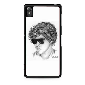 One Direction Harry Styles Art Pencil Xperia Z3 Case