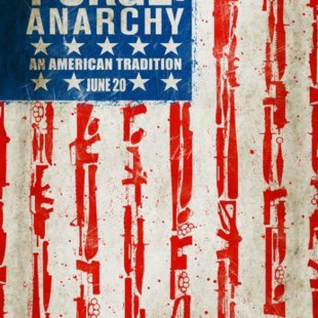 "Purge Anarchy Movie Poster 16""x24"""