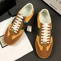 Gucci Women Fashion Simple Casual   Shoes