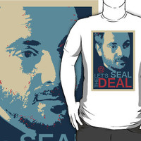"Supernatural - Crowley ""Let's seal the deal"" by glassCurtain"