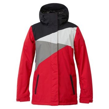 Women's Fuse 15 Snow Jacket 887767623709 | DC Shoes