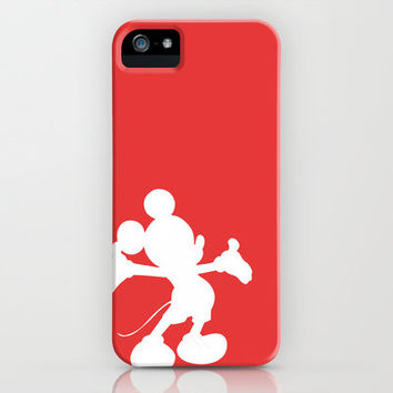 Mickey Mouse iPhone Case by JessicaSzymanski | Society6
