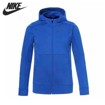 PEAPOK1 Original New Arrival 2017 NIKE Men's Jacket Hooded Sportswear