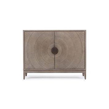 Brownstone Auberge Carved Accent Chest