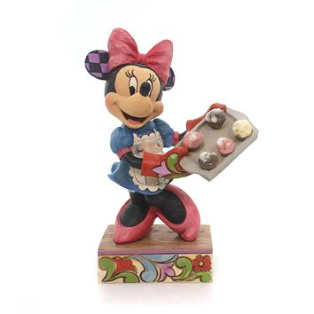 Jim Shore Sugar Spice Everything Nice Figurine