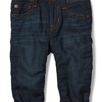 My first fleece-lined straight jeans | Gap