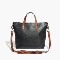The Transport Satchel : | Madewell