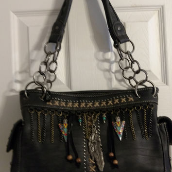 Montana West Conceal & Carry Purse Native American Collection