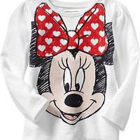 Disney© Minnie Mouse Valentine Tees for Baby