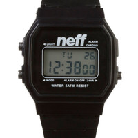 Neff - Flava Black Watch