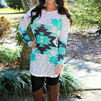 Mila Elizabeth Tunic Top