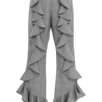 Party Frill Trousers | Moda Operandi