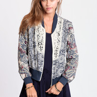 Sun Chaser Lace Jacket