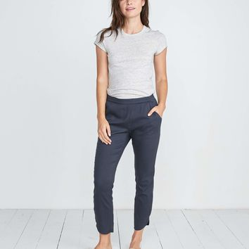 Allison Pant in Faded Charcoal